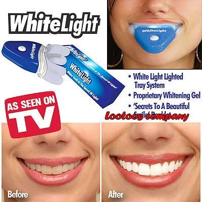 خریددستگاه سفید کننده دندان Whitelight