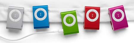 ام پی تری MP3 ipod shuffle(ویژه)